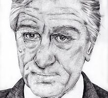 Robert De Niro by Bethany Rose