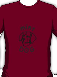 Mint Dog Cool Dog T-Shirt