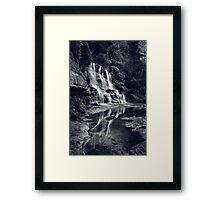 Katoomba Falls Framed Print