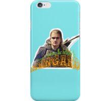 To Isengard! iPhone Case/Skin