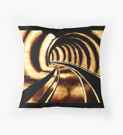 Kontrol Throw Pillow