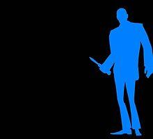 Team Fortress 2-Blu Spy  by JonnyBessette
