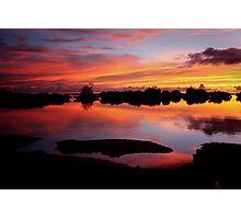 Reflecting Paradise Photographic Print