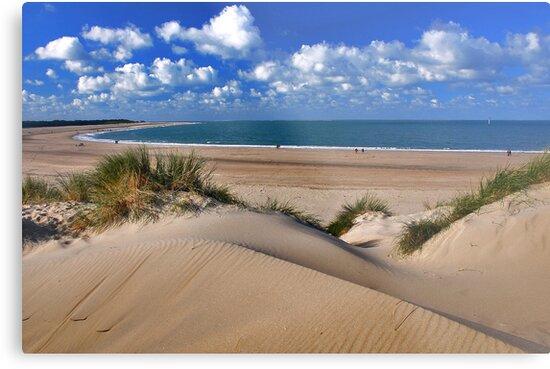 My beautiful North Sea Beach by Adri  Padmos