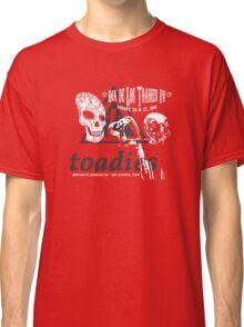 Dia de Los Toadies T-Shirt - Dark Colors Classic T-Shirt