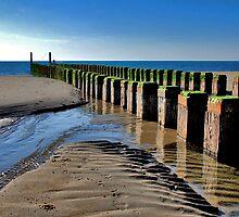 Breakwater by Adri  Padmos