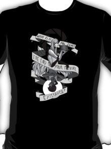 Ex Palmae Deo et in Ungues Scientia  T-Shirt