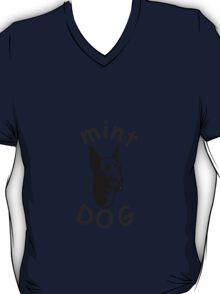 Mint Dog Great dane T-Shirt