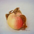 Backyard's Apple by Jo-anne Corteza