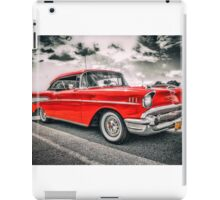 """Classic Chevy"" iPad Case/Skin"