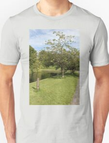 Trees in Sefton Park, Liverpool Unisex T-Shirt
