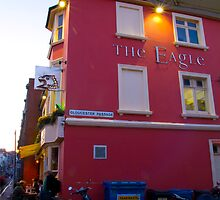 Brighton pubs at night 8 - The Eagle by Eyeswide