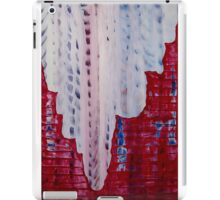 Snowy Canyon original painting iPad Case/Skin