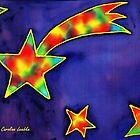 Shooting Star by Caroline  Lembke