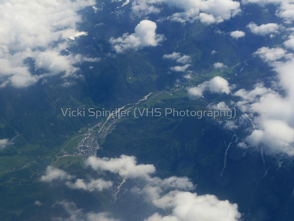 Valley In The Clouds by Vicki Spindler (VHS Photography)