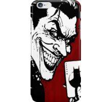 Joker Face iPhone Case/Skin