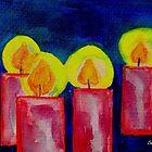 Light in the Darkness by Caroline  Lembke