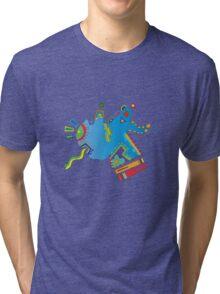 kitsfer Tri-blend T-Shirt