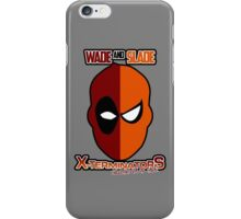 Wade and Slade iPhone Case/Skin