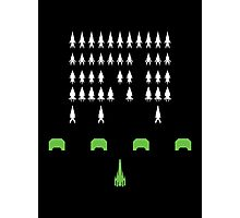 Mass Effect - Space Invaders Photographic Print
