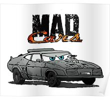 Mad Cars Poster