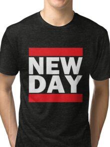 NEW DAY Wrestling Tri-blend T-Shirt