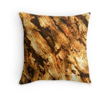 Mexican Elder Tree (close up) Throw Pillow