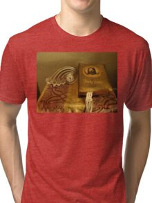 """Time and Eternity""... prints and products Tri-blend T-Shirt"