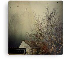 _ winter is coming _ Metal Print