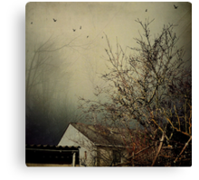 _ winter is coming _ Canvas Print