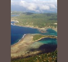 an awesome Vanuatu landscape Unisex T-Shirt
