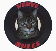 Vinyl rules by warriorprincess