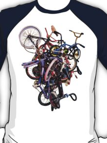 bmx stack rotated T-Shirt