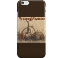 The Original Playstation  iPhone Case/Skin