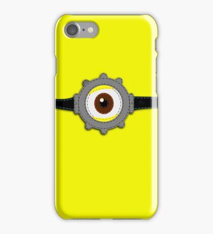 Minion Goggles Patch iPhone Case/Skin
