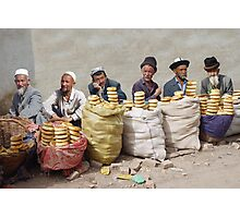 ROGUES GALLERY - KASHGAR Photographic Print