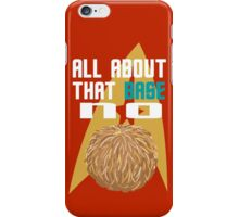No Tribble iPhone Case/Skin
