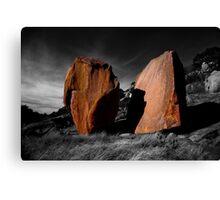 Enchanted Rock Megaliths, Texas Canvas Print