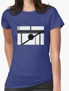 Modern Vibe 4 Womens Fitted T-Shirt