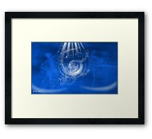 Hold Your Dream-  Art + Products Design  Framed Print