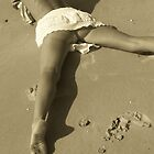 Beach Bum by JenicaBelle