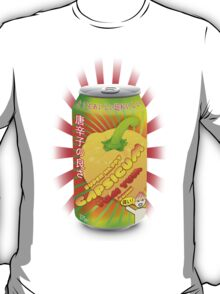 Super happy capsicum yum yum drink! T-Shirt