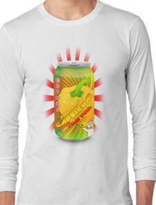 Super happy capsicum yum yum drink! Long Sleeve T-Shirt
