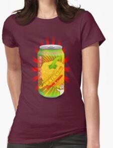 Super happy capsicum yum yum drink! Womens Fitted T-Shirt