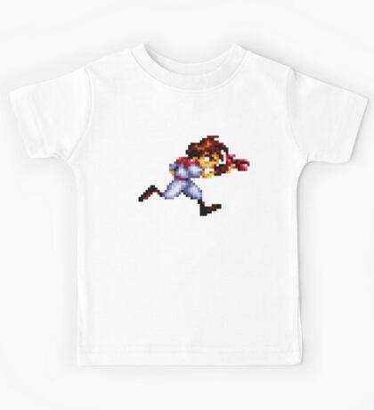 Gunstar Heroes - SEGA Genesis Sprite Kids Tee