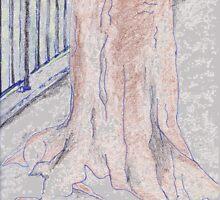 The Tree Trunk by leystan