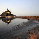 France - Normandie/Bretagne - Mont Saint-Michel by Thierry Beauvir