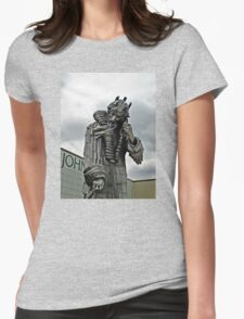 King Lear Womens Fitted T-Shirt