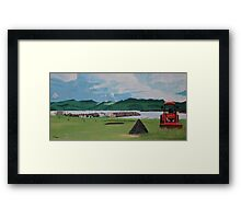 Cape Breton Industries Framed Print