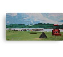 Cape Breton Industries Canvas Print
